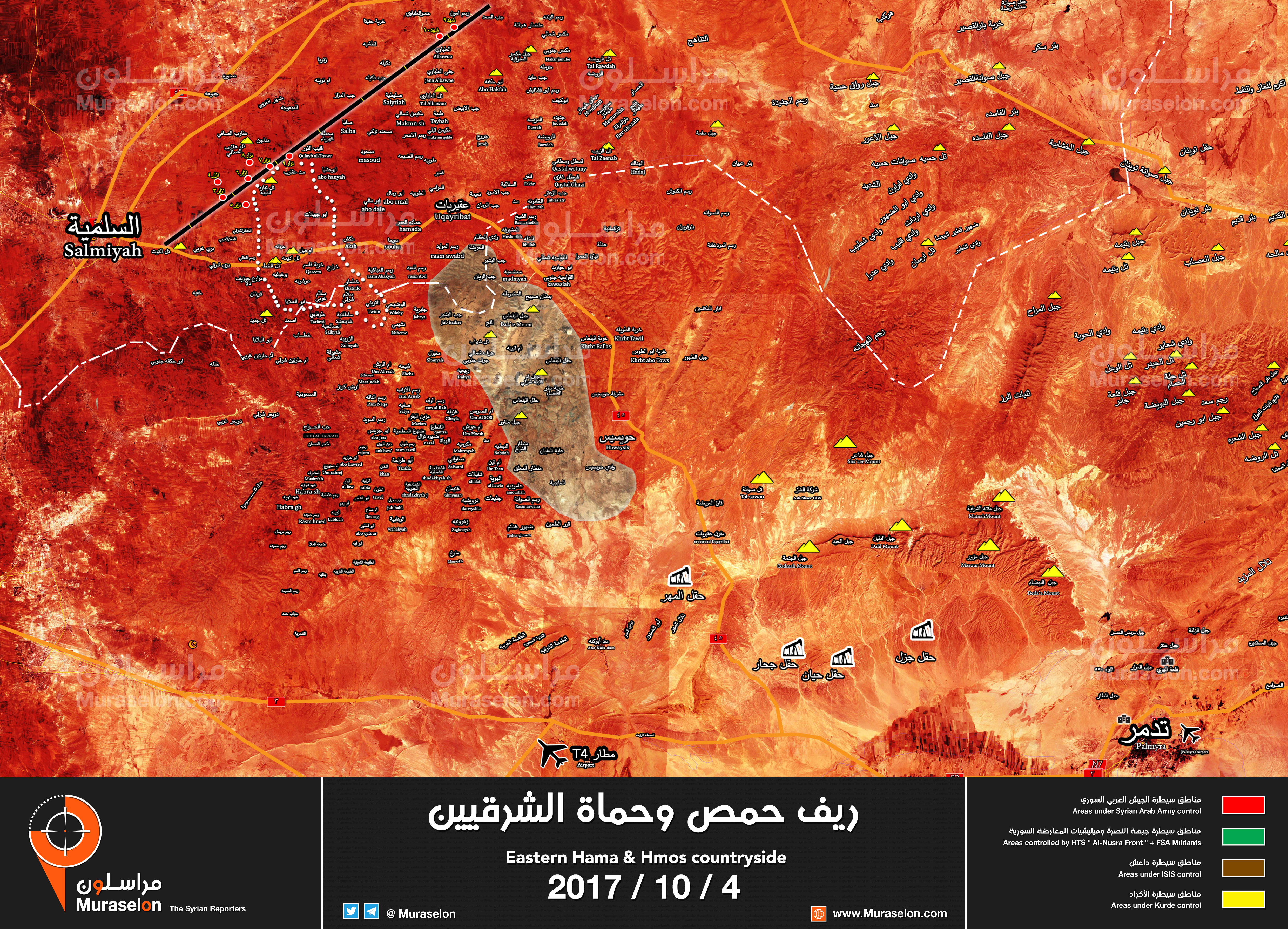 Syrian War: News #15 - Page 36 Homs-Map