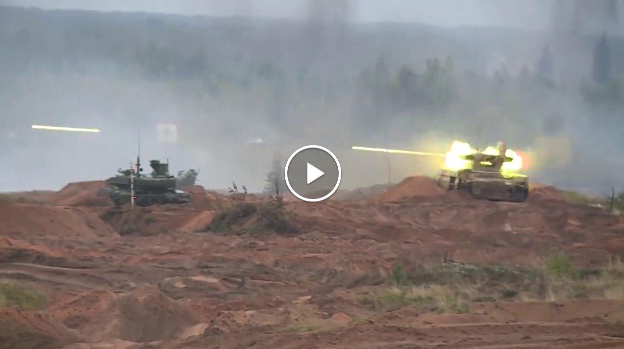 VIDEO Russian MoD releases combat footage of
