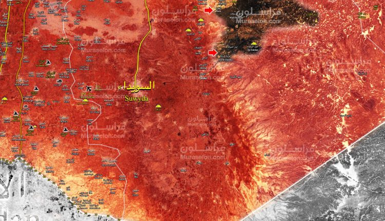 Government troops initiate new military campaign in eastern Al-Swuaida